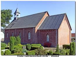 Midfastesøndag - Gudstjeneste i Vesløs (PH)