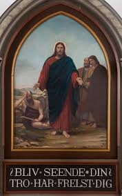 Gudstjeneste i Vesløs (AS)