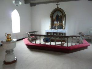 Hverdagsgudstjeneste i Vesløs (PH)