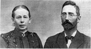Marie og Søren Anker Møller